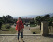 Firenze and Chianti in Italy