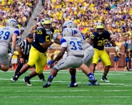 Air Force vs. Michigan (Tommy Alexander / MJ)