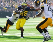 Michigan vs. Iowa (Tommy Alexander / MJ)