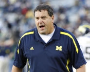 Brady Hoke (Tommy Alexander / MJ)
