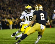 Denard Robinson (Tommy Alexander / MJ)
