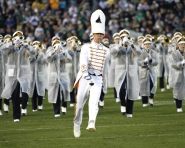 Notre Dame Marching Band (Tommy Alexander / MJ)