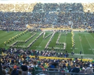 University of Michigan Marching Band (Chris Zadorozny / MJ)
