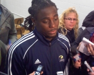 Denard Robinson (Ricky Lindsay / MJ)
