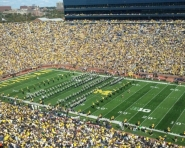 Michigan Marching Band (Chris Zadorozny / MJ)