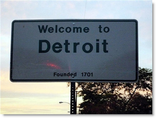 Welcome to Detroit (Source: frugal-cafe.com)