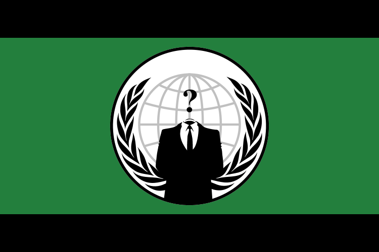 Anonymous Flag (Credit: 4Chan)
