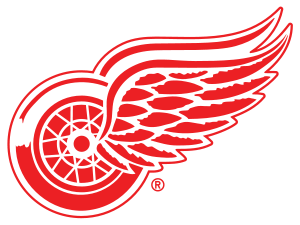 Detroit Red Wings Logo (From Wikimedia Commons)