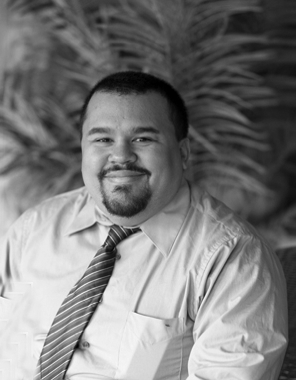 Roger Castillo was a Difference Maker in 2010. He was selected because of his love for the university. (Photo courtesy of UM-Dearborn Difference Makers)