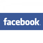 Facebook Logo (From Wikimedia Commons)