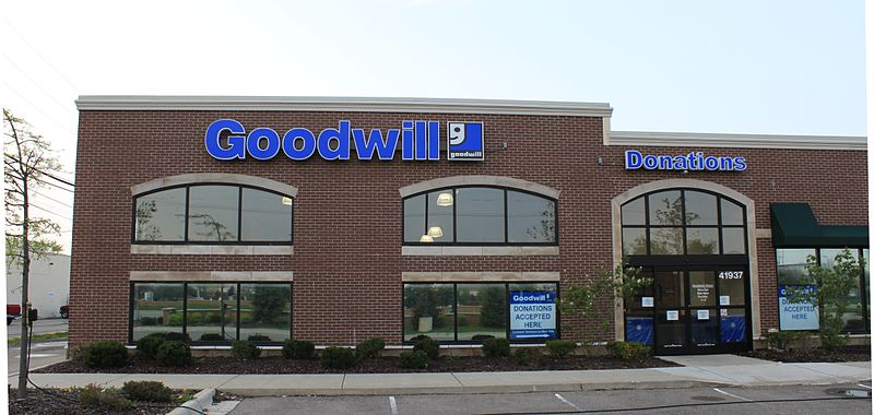 Goodwill Canton Store (Credit: Diana Nader)