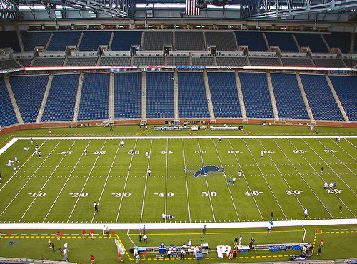 Ford Field (Detroit Lions)