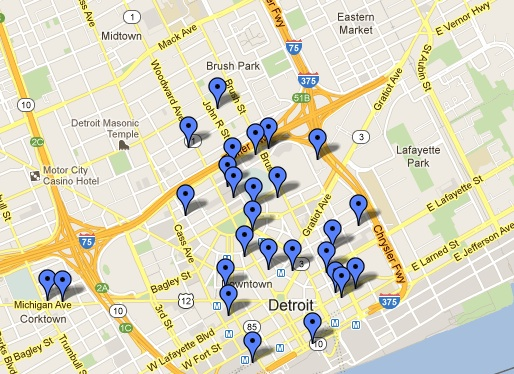 Where to Find Parking in Detroit | The Michigan Journal