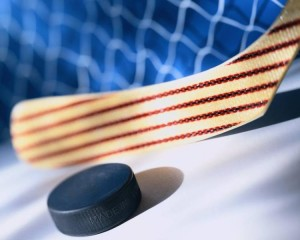 Stick and Puck (Hockey)