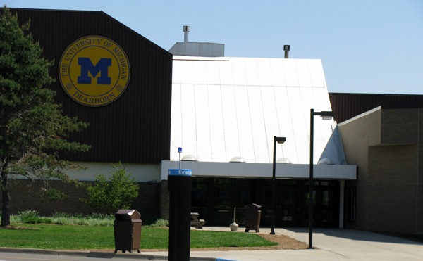 University of Michigan-Dearborn Fieldhouse