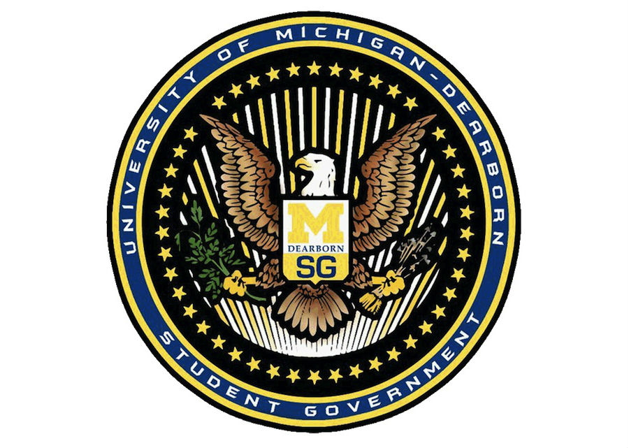 (Logo courtesy of UM-Dearborn Student Government)