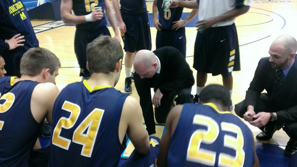 The Wolves are looking from the outside in, hoping to get into the WHAC Tournament (Dan Jenkins/MJ)