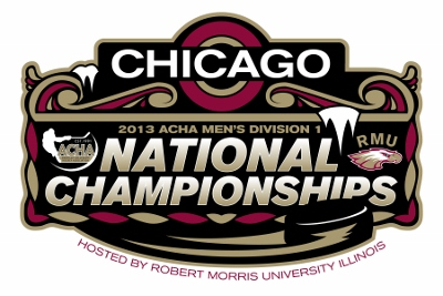 The 2013 ACHA National Championship will be hosted by Robert Morris University (IL) (Credit: ACHA.org)