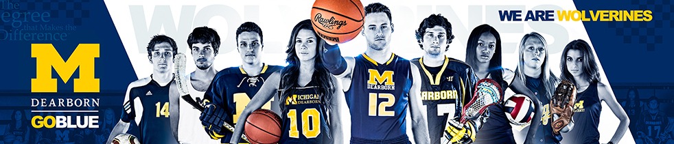 Photo Courtesy of the UM-Dearborn Athletic Department