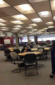 Scherger said the library was designed in the 1970s when no one anticipated the technology we have today.