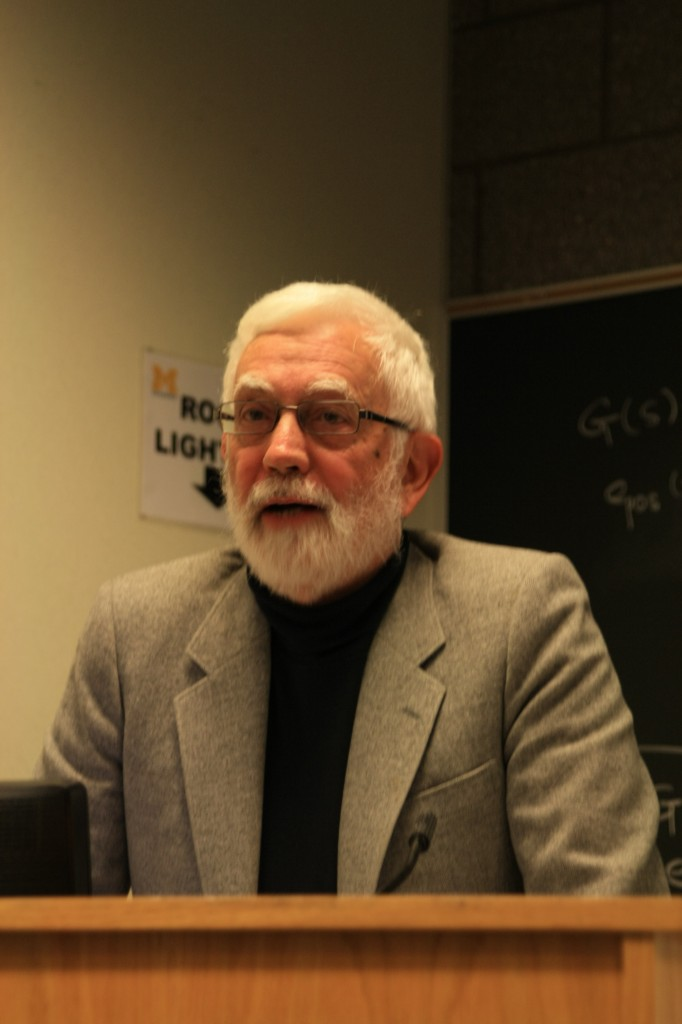 Dr. Stockton from the political science department shares his thoughts on the Palestine and Israel conflict