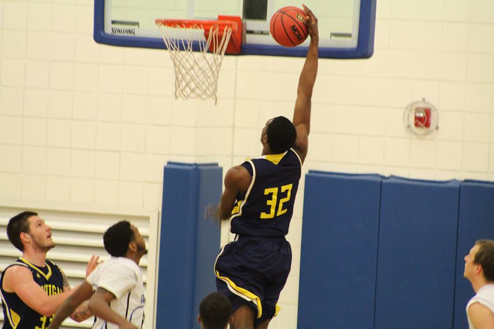 Photo courtesy UM-Dearborn men's basketball.