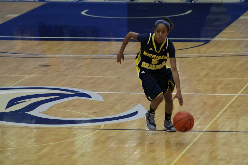 Andrea Collins women's basketball