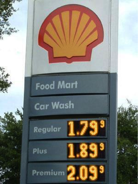 Low Gas Prices >> How Do We Deal With These Low Gas Prices The Michigan Journal