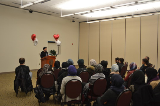 Photo courtesy of Students for Islamic Awareness