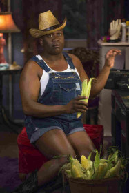 The character Titus Andromedon is played by Tituss Burgess Photo courtesy of npr.org