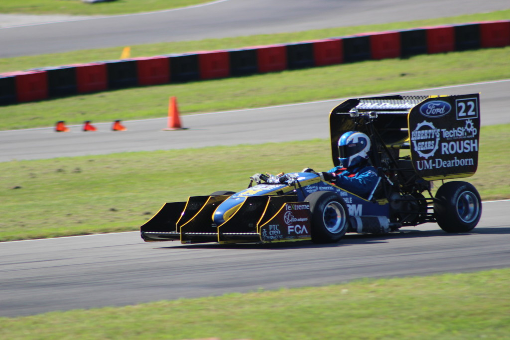 UM-Dearborn Formula SAE one of the best in the country