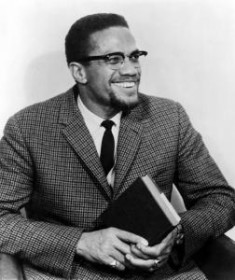 Malcolm X. (Photo courtesy of aws.nypl.org)