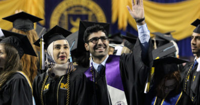 PHOTOS: Winter 2016 Commencement