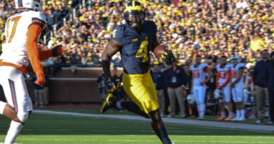 Wolverines Ready to Serve Revenge as Rivalry Week is Upon Us