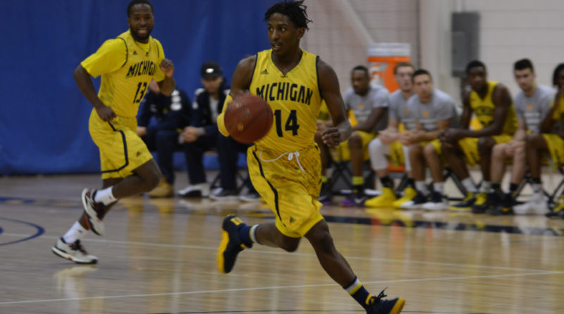 Men's Hoops Has Rough Week With Two Conference Losses