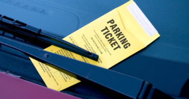 Students Receive Fake Parking Tickets Advertising Events on Campus