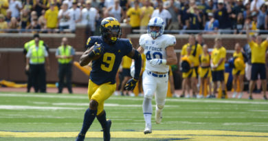 Wolverines face road test against resurrected Boilermakers