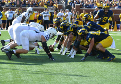 Michigan looks to hang in Happy Valley with No. 2 Penn State