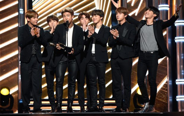 BTS to perform at American Music Awards