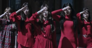 "Play ""Peek-A-Boo"" with Red Velvet in new music video"