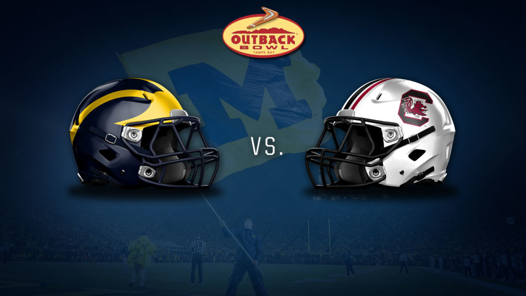 Turnovers spell doom for MI  in Outback Bowl collapse