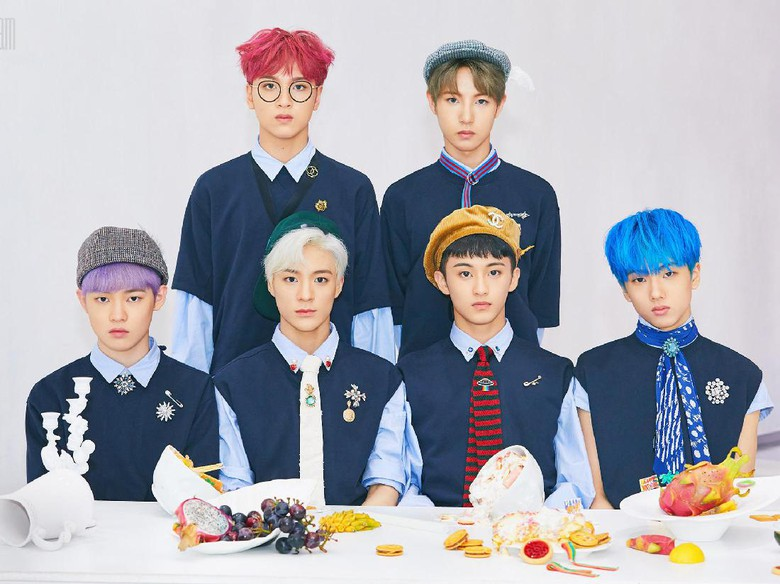 Nct Dream All Albums