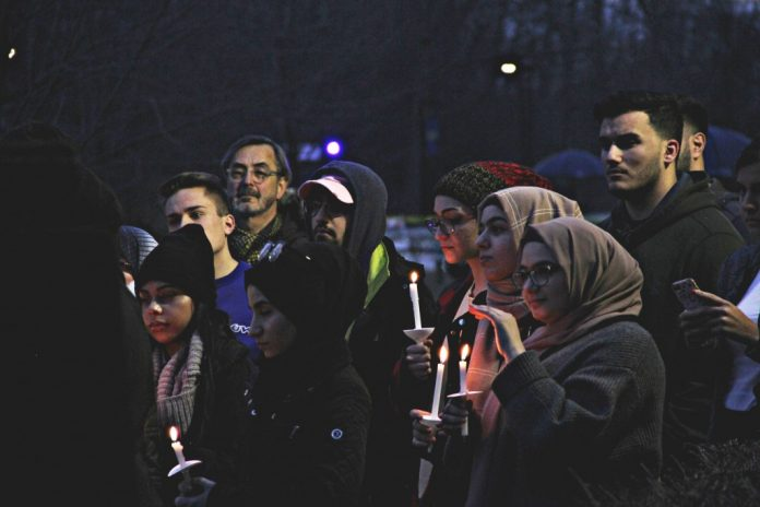 New Zealand Shooter Video Gallery: UM-Dearborn Community Gathers For Candlelight Vigil For