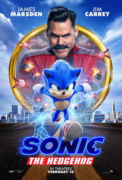 Review Sonic The Hedgehog The Michigan Journal